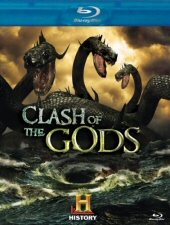 Clash of the Gods Blu-Ray