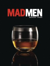 Mad Men: Season Three DVD