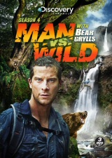 Man vs. Wild Season 4 DVD