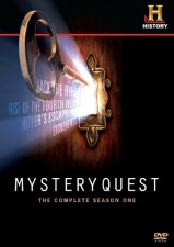 MysteryQuest: The Complete Season One DVD