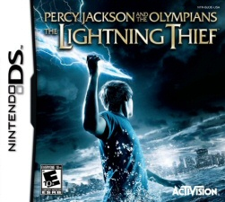 Percy Jackson and the Olympians: The Lightning Thief Nintendo DS