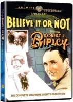 Ripley's Believe It or Not (1930-2) DVD
