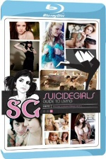Suicide Girls: Guide to Living Blu-Ray