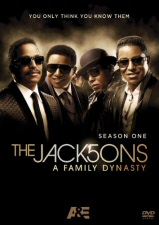 Jacksons: A Family Dynasty DVD