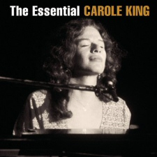 The Essential Carole King CD Cover Art