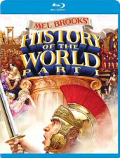 History of the World Part I Blu-ray Cover Art