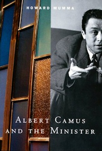 Albert Camus and the Minister book cover