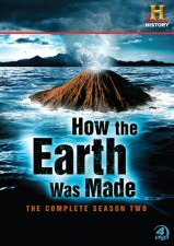 How the Earth Was Made DVD Cover Art