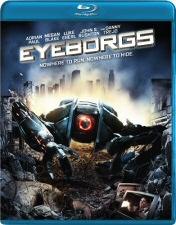 Eyeborgs Blu-ray Cover Art