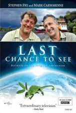Last Chance to See DVD Cover Art
