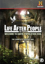 Life After People Season 2 DVD Cover Art
