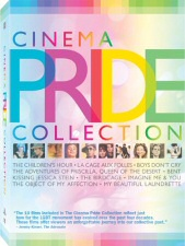 Cinema Pride Collection DVD Cover Art