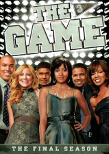 The Game Season 3 DVD Cover Art