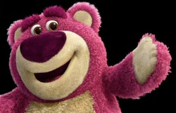 Lotso from Toy Story 3
