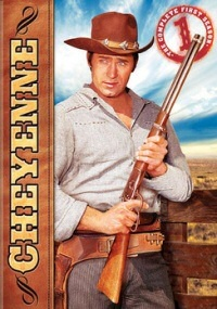 Cheyenne: The Complete First Season DVD cover