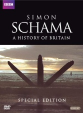 Simon Schama's A History of Britain DVD Cover Art