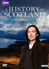 A History of Scotland DVD Cover Art