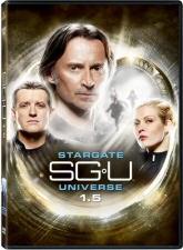 Stargate Universe 1.5 DVD Cover Art