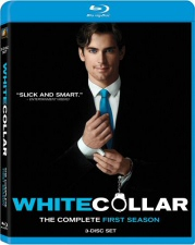 White Collar Season One Blu-ray Cover Art
