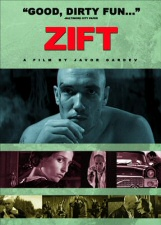 Zift DVD Cover Art
