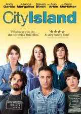 City Island DVD Cover Art