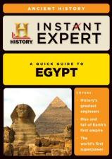 Instant Expert: Egypt DVD Cover Art