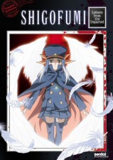 Shigofumi Complete Collection DVD Cover Art