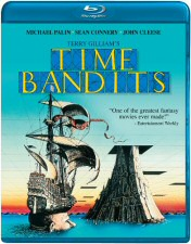 Time Bandits Blu-ray Cover Art