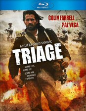 Triage Blu-ray Cover Art