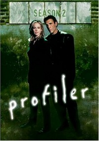 Profiler season 2 DVD cover