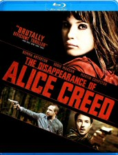 The Disappearance of Alice Creed Blu-ray Cover Art