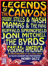 Legends of the Canyon DVD Cover Art