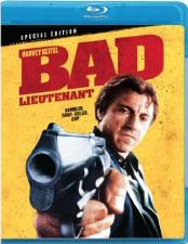Bad Lieutenant Blu-ray Cover Art