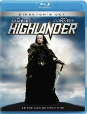 Highlander Blu-Ray