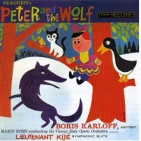 Boris Karloff: Peter and the Wolf
