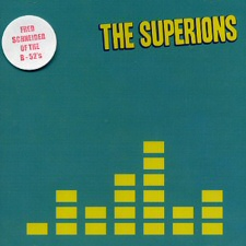 The Superions CD Cover Art