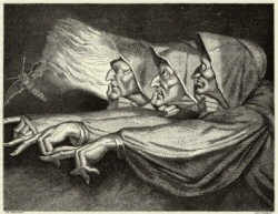 Macbeth's Three Witches