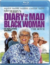 Diary of a Mad Black Woman Blu-Ray