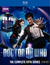 Doctor Who: Series 5 Blu-Ray