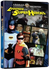 Legends of the SuperHeroes DVD