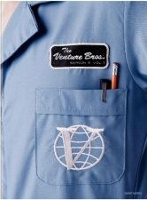 Venture Bros. Season 4, Vol. 1 DVD