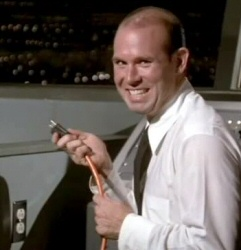 Johnny from Airplane