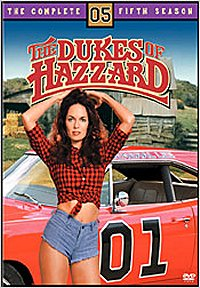 Dukes of Hazzard: The Complete Fifth Season DVD