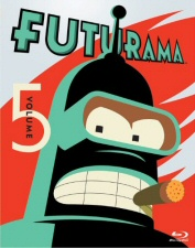 Futurama, Vol. 5 Blu-Ray