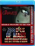 Graves/Zombies of Mass Destruction Blu-Ray