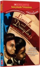 Lincoln and Douglass: An American Friendship DVD