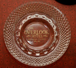 Overlook Hotel ashtray