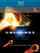 Universe Season 5 Blu-Ray