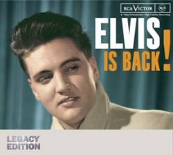 Elvis is Back CD