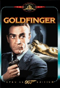 Goldfinger DVD`